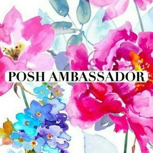 🎉I'm a Posh Ambassador!!🎉